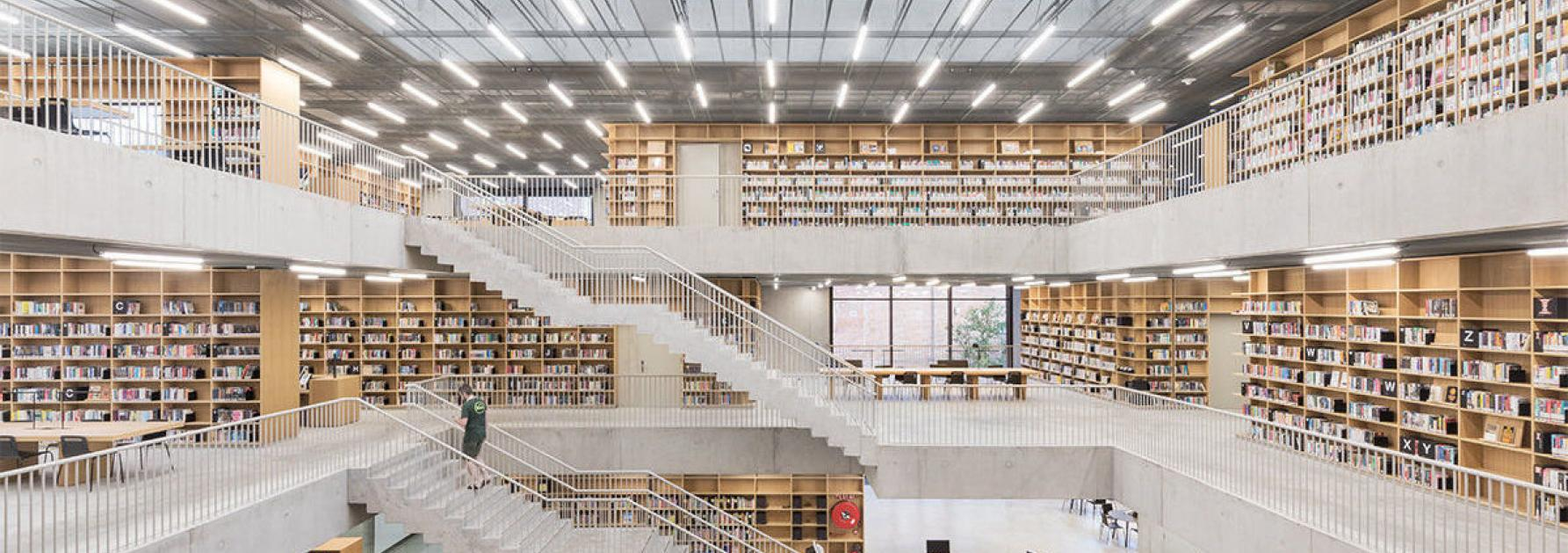 Bibliotheek Utopia Aalst