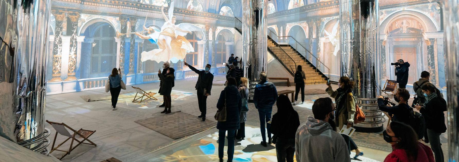 Klimt - The immersive expo